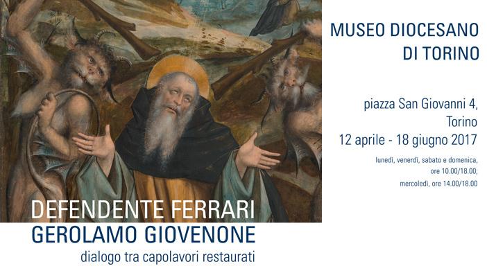 museo diocesano ferrari defendente mostra 2017